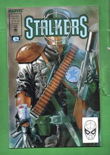 Stalkers Vol. 1 #1 Apr 90