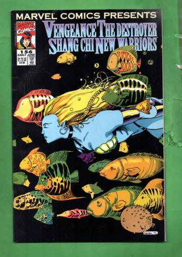 Marvel Comics Presents Vol.1 #156 Early Jun 94