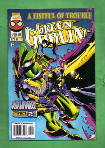 Green Goblin Vol 1 #12 Sep 96