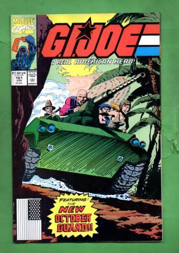 G.I. Joe Real American Hero Vol 1 #101 Jun 90