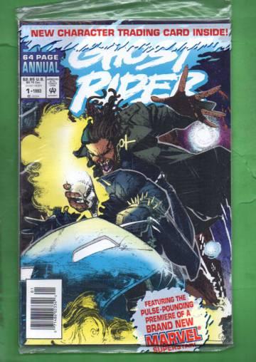 Ghost Rider Annual #1 93