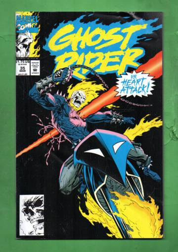 Ghost Rider Vol 2 #35  Mar 93