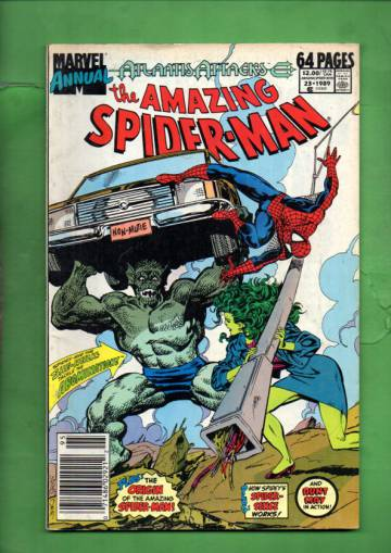 The Amazing Spider-Man Annual Vol 1 #23 89