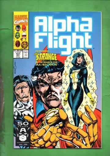 Alpha Flight Vol. 1 #101 Oct 91
