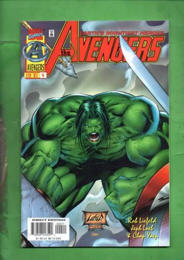 Avengers Vol 2 #4 Feb 97