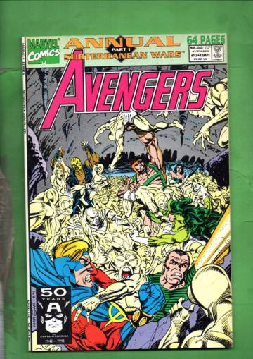 The Avengers Annual Vol 1 #20 91