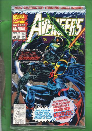 The Avengers Annual Vol 1 #22 93