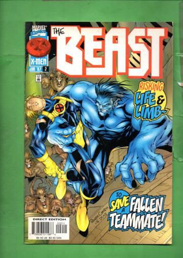Beast Vol 1 #2 Jun 97