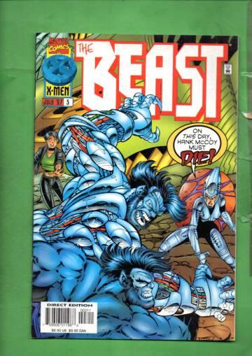 Beast Vol 1 #3 Jul 97