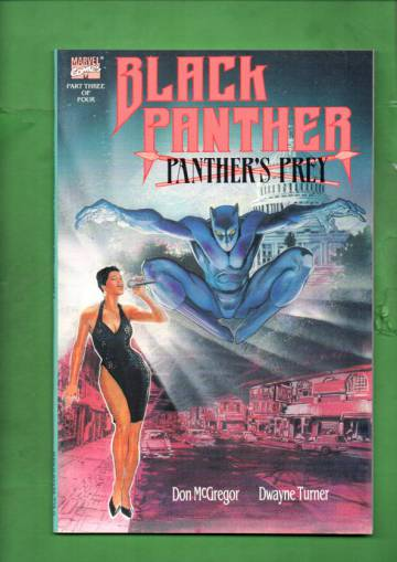Black Panther: Panther's Prey #3 91