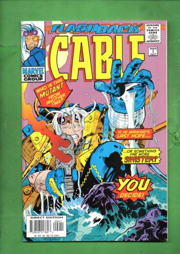 Cable Vol 1 #-1 Jul 97