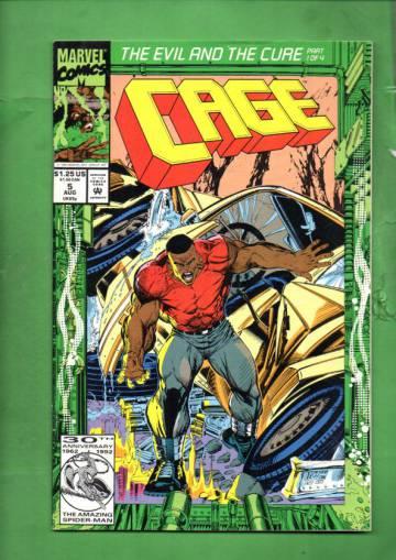 Cage Vol. 1 #5 Aug 92