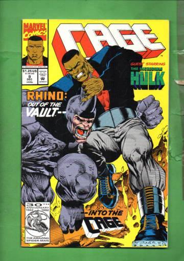 Cage Vol. 1 #9 Dec 92