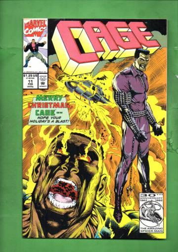 Cage Vol. 1 #11 Feb 93