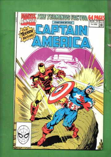 Captain America Annual Vol 1 #9 90