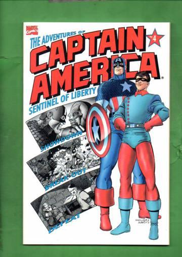 Adventures of Captain America Vol 1 #4 (of 4) Jan 92