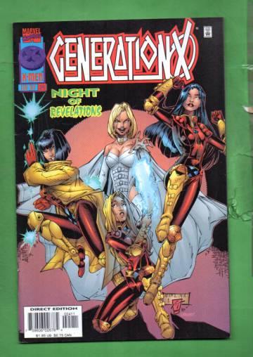 Generation X Vol. 1 #24 Feb 97
