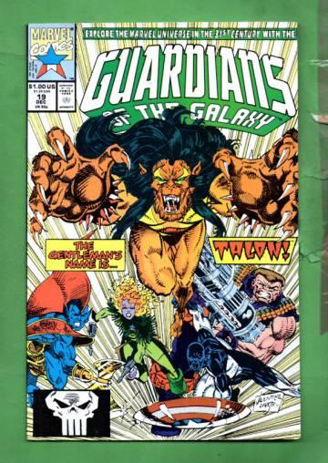 Guardians of the Galaxy Vol. 1 #19 Dec 91