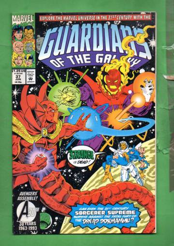 Guardians of the Galaxy Vol. 1 #37 Jun 93