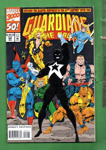 Guardians of the Galaxy Vol. 1 #50 Jul 94
