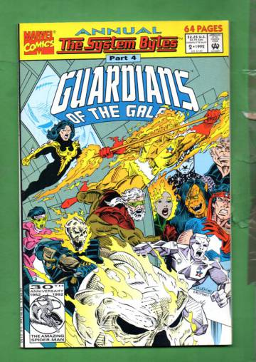 Guardians of the Galaxy Annual Vol. 1 #2 92