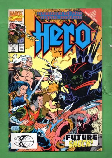 Hero Vol. 1 #4 Aug 90