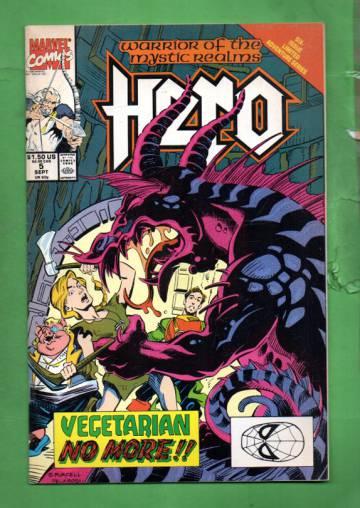 Hero Vol. 1 #5 Sep 90