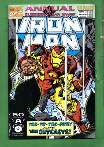 Iron Man Annual Vol. 1 #12 91