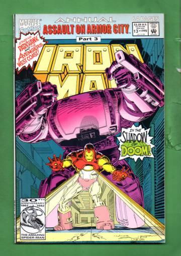 Iron Man Annual Vol. 1 #13 92