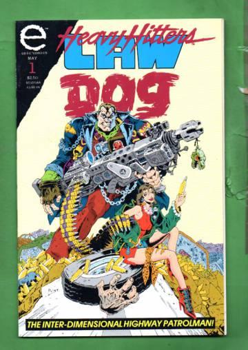Lawdog Vol. 1 #1 May 93