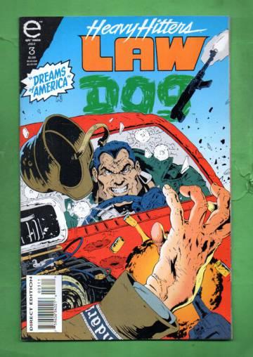 Lawdog Vol. 1 #3 Jul 93