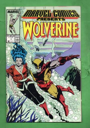 Marvel Comics Presents Vol. 1 #7 Late Nov 88
