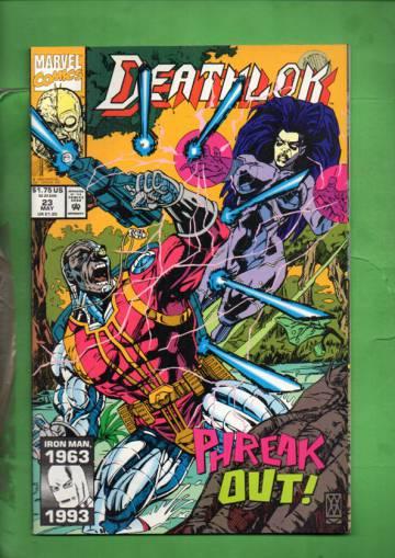 Deathlok Vol. 1 #23 May 93