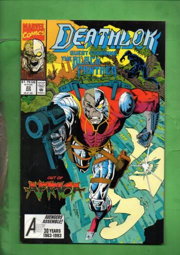 Deathlok Vol. 1 #22 Apr 93
