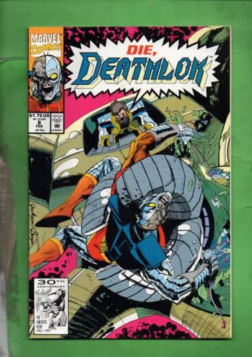 Deathlok Vol. 1 #8 Feb 92