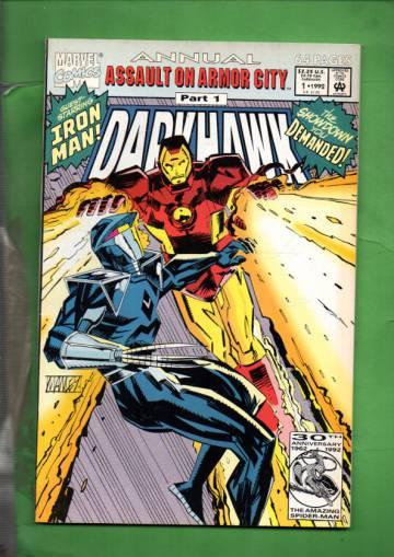 Darkhawk Annual Vol. 1 #1 92