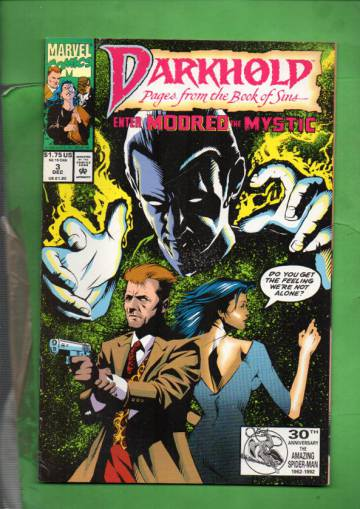 Darkhold: Pages from the Book of Sins Vol. 1 #3 Dec 92