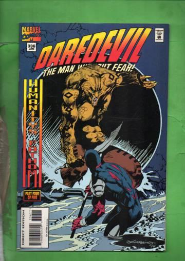 Daredevil Vol. 1 #336 Jan 95