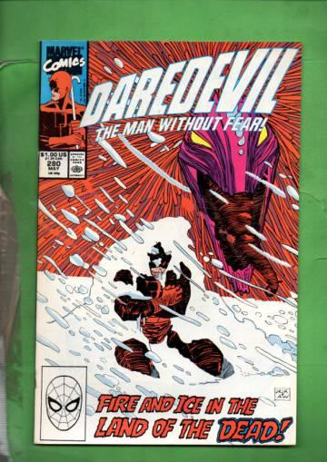 Daredevil Vol. 1 #280 May 90
