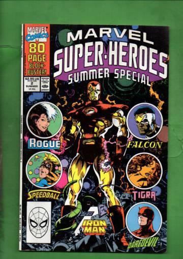 Marvel Super-Heroes Vol. 1 #2 Jul 90 (Summer Special)