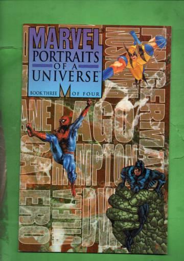 Marvel: Portraits Vol. 1 #3 May 95
