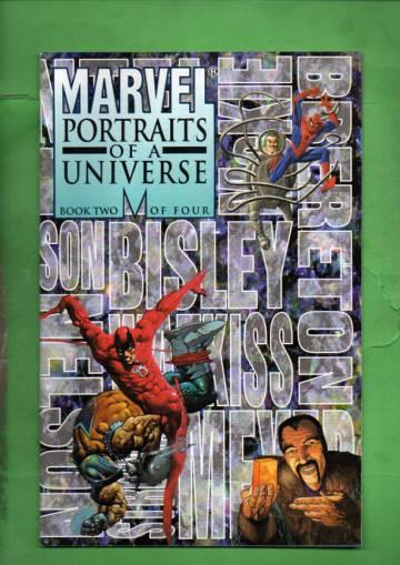 Marvel: Portraits Vol. 1 #2 Apr 95