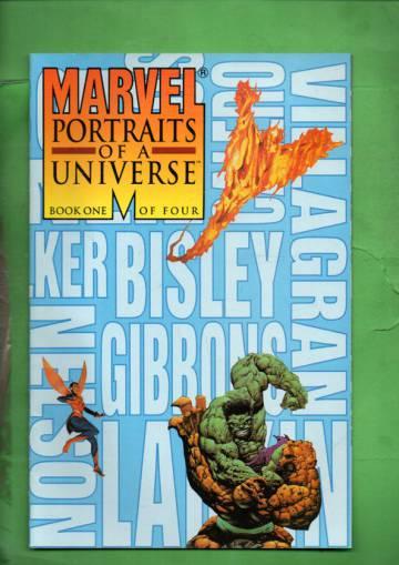 Marvel: Portraits Vol. 1 #1 Mar 95