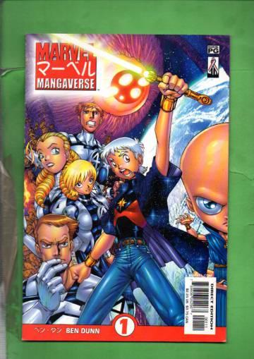 Marvel Mangaverse Vol. 1 #1 Jun 02