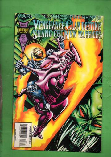 Marvel Comics Presents Vol. 1 #158 Early Jul 94