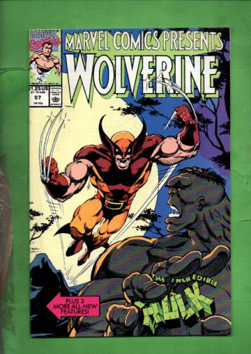 Marvel Comics Presents Vol. 1 #57 90