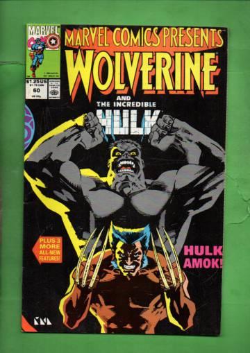 Marvel Comics Presents Vol. 1 #60 90