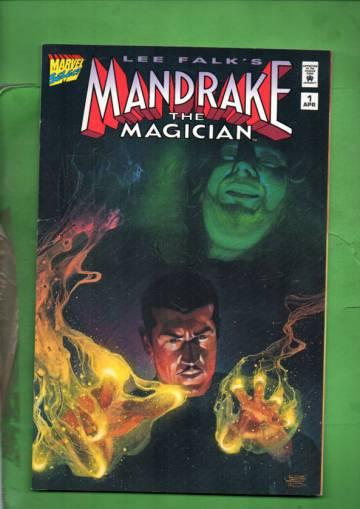 Mandrake the Magician: Book #1 Apr 95