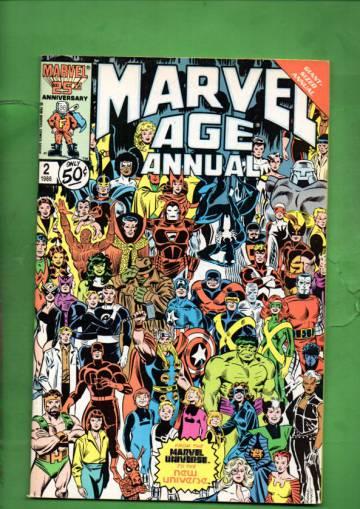 Marvel Age Annual Vol. 1 #2 86