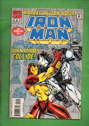 Marvel Action Hour, Featuring Iron Man Vol. 1 #2 Dec 94